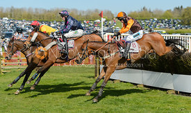 Sam Waley-Cohen - The Pytchley Point-to-point 2017