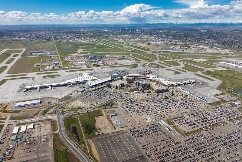 Calgary International Airport photos
