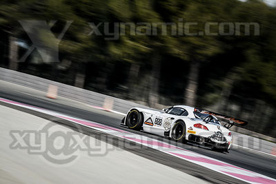 Blancpain GT Test - Paul Ricard photos