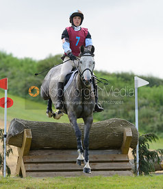 Billy Vestey - Intermediate - Quorn Hunt Pony Club Tetrathlon 2016