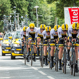 Tour De France 2015 - Stage 9: Vannes - Plumelec (TTT) images