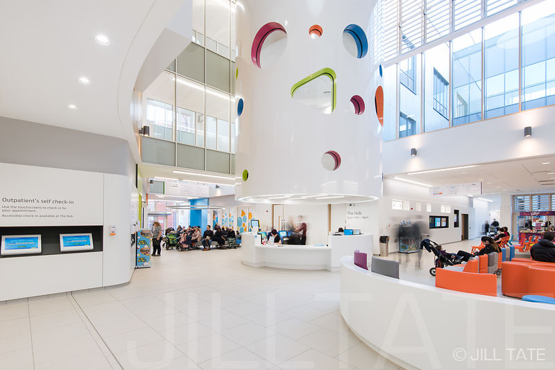 Jill Tate | Sheffield Children's Hospital | Client: Artfelt
