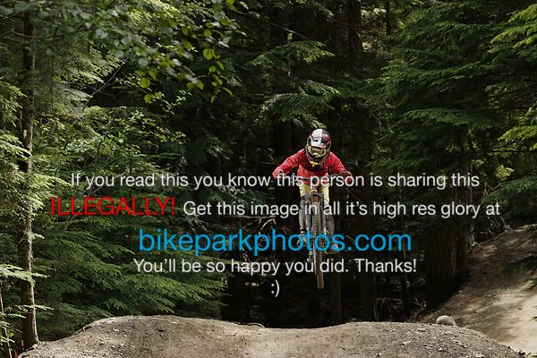 Saturday June 9th Heart Of Darkness bike park photos