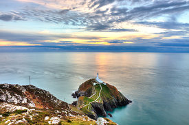 South Stack Lighthouse (Colour)