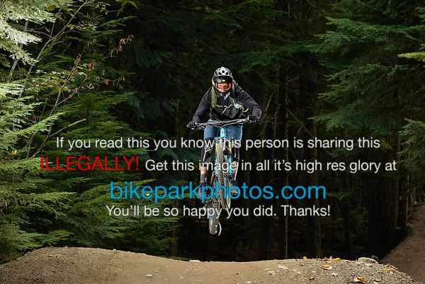 Saturday September 29th - Heart Of Darkness bike park photos
