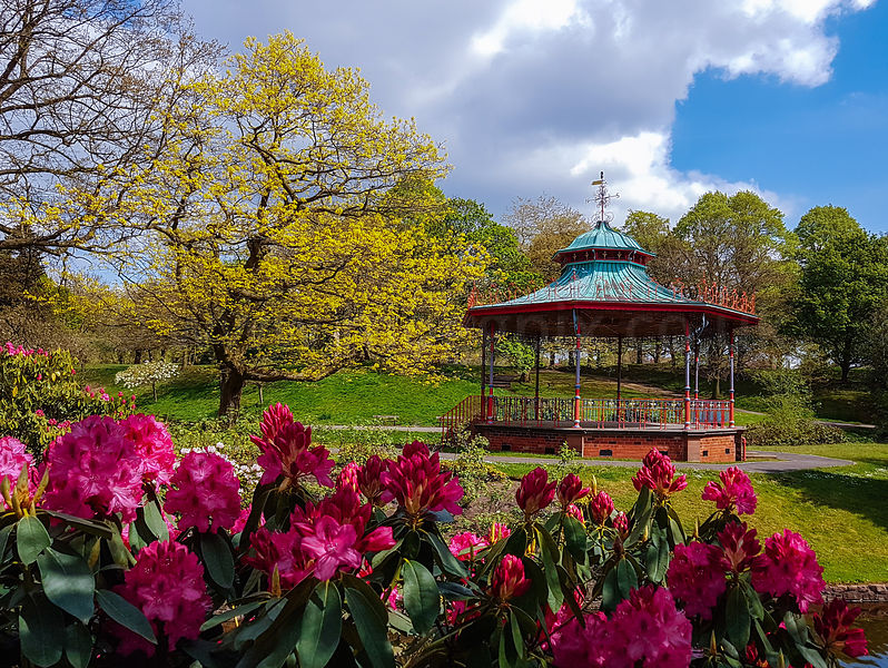 Image Gallery: Sefton Park Bandstand photos