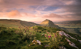 Summer sunrise at Chrome Hill