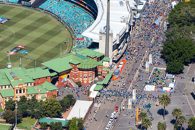 Sydney Cricket Ground, Moore Park