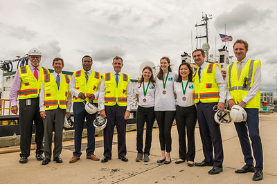 Offshore Wind Power Announcement: Gov. Northam, Dominion Energy, Ørsted 08.03.18 photos