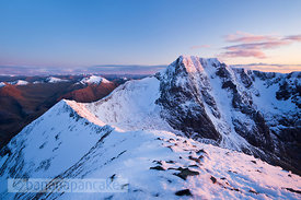 BP2918 - North Face of Ben Nevis and the Carn Mor Dearg arête