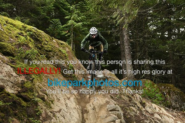 Tuesday June 5th Funshine Rolly Drops bike park photos
