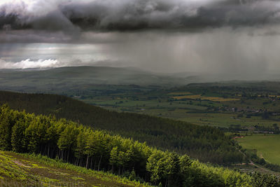 Northumberland Shower