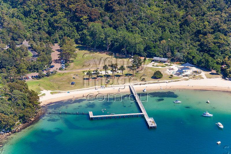 Sydney Aerial Photography Clifton Gardens