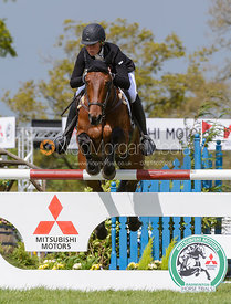 - Show Jumping phase, Mitsubishi Motors Badminton Horse Trials 2014