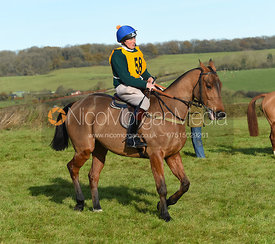 Toby Coles - The Melton Hunt Club Ride