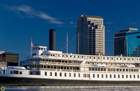 The Delta King Riverboat