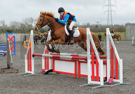 Toby Cunliffe - Class 4 - CHPC Eventer Trial, April 2015.