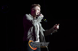 Ronan Keating at the BIC Bournemouth