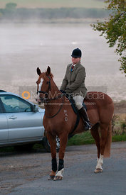 Philippa Coleman - The Cottesmore Hunt at Eyebrook, 15/10/11