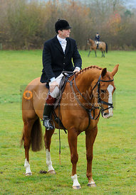William Bell - The Cottesmore Hunt at Hill Top Farm 10/12/13