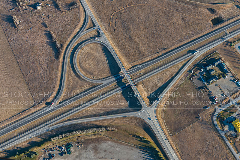 Highway Interchange Overhead