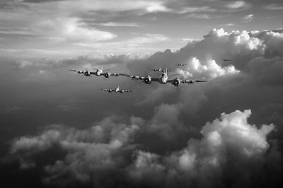 Beaufighters strike package black and white version