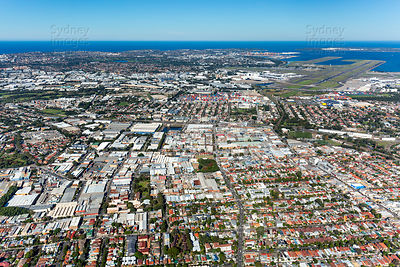 South East Over Marrickville