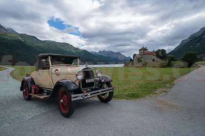 Ford A 1929 - Jürg Denoth Celerina photos