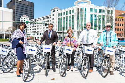 Norfolk Bike Share - Pace photos