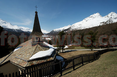 Wedding Chapel Regina Pacis St.Moritz photos