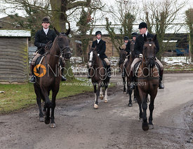 The Household Cavalry riders
