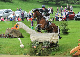 William Fox-Pitt and PARKLANE HAWK - CIC***