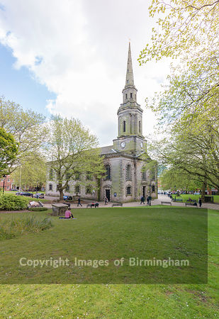 St Pauls Square, The Jewellery Quarter, Birmingham.