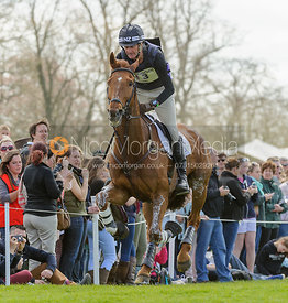 Mark Todd and MAJOR MILESTONE - Cross Country - Mitsubishi Motors Badminton Horse Trials 2013.