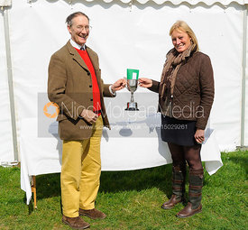 John Chatfeild-Roberts - Race 3 Intermediate - South Notts Point-to-Point 2017