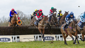 Race 5 - 9YO and Over - Cottesmore at Garthorpe 3/3/13