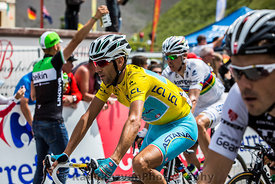 The Yellow Jersey - Vincenzo Nibali