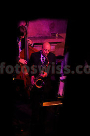 Roman Schwaller Jazzquartet and Jimmy Cobb at Festival da Jazz- Live at Dracula Club in Saint St. Moritz