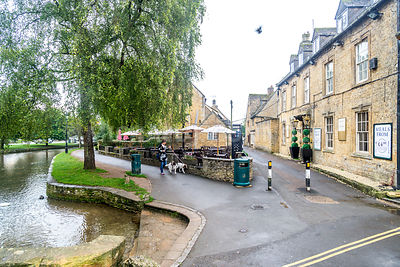 Old Manse Hotel- Bourton On The Water, England