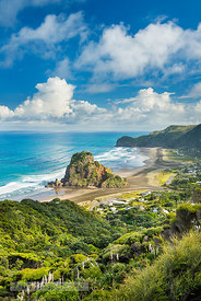 ZEA6771 Piha, North Island, New Zealand