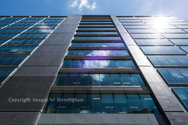 Colmore Plaza office building, Birmingham.