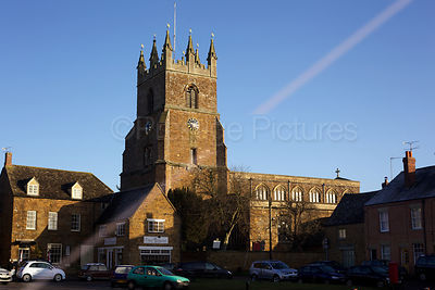Deddington Parish Church