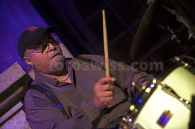 Jimmy Cobb USA and Roman Schwaller Jazzquartet at Festival da Jazz- Live at Dracula Club in Saint St. Moritz