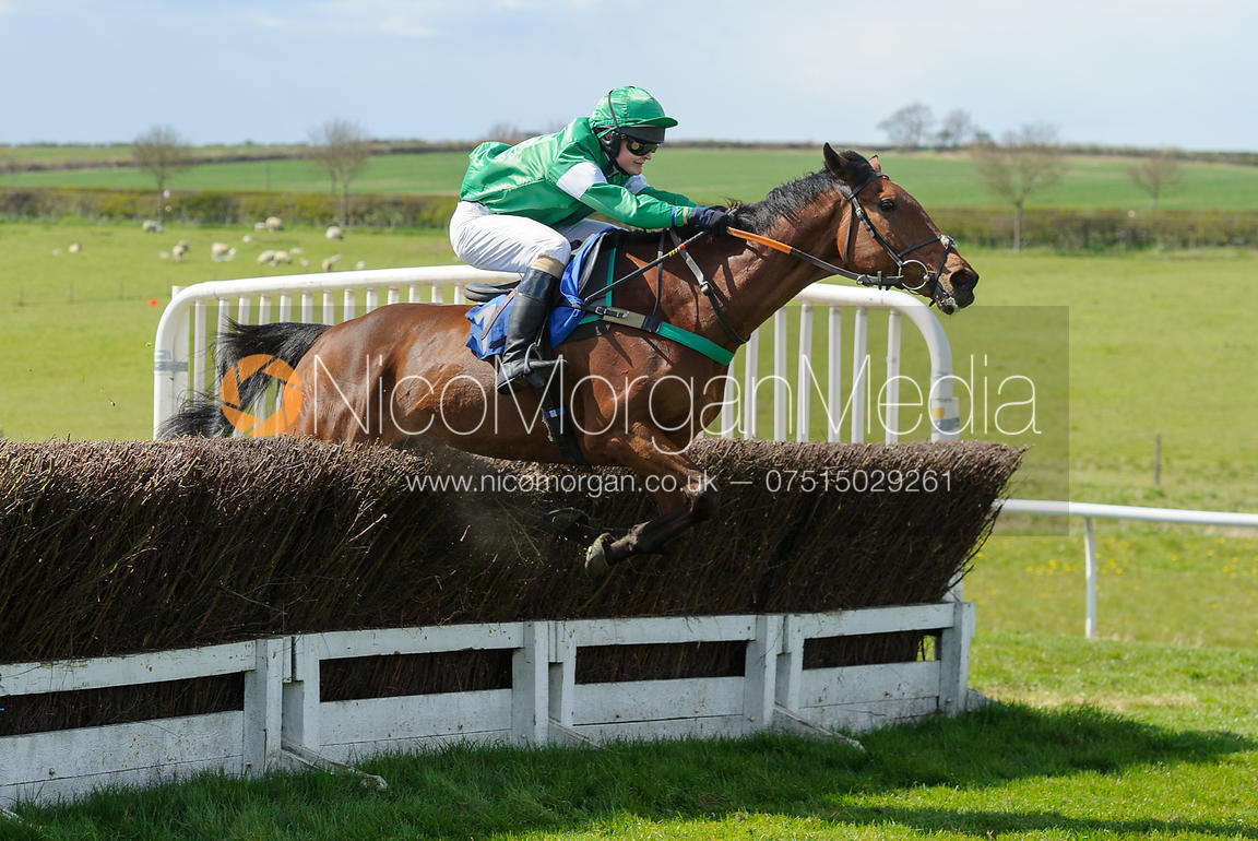 Jumping - The Quorn at Garthorpe