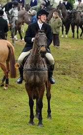 Rory Bevin - The Cottesmore Hunt at Hill Top Farm 10/12/13