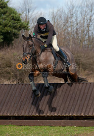 Richard Jones and Dirty H, Oasby Horse Trials 2011