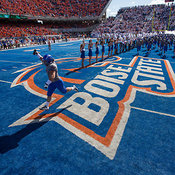 Football: Fresno State at Boise State 10/13/12 photos