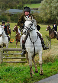 Andrew Collie - The Cottesmore Hunt at Somerby, 2-11-13