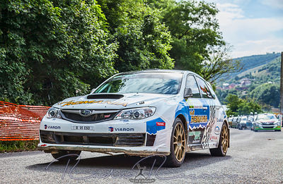 Manfred Stohl-Tina Monego- Transylvania Rally 2014