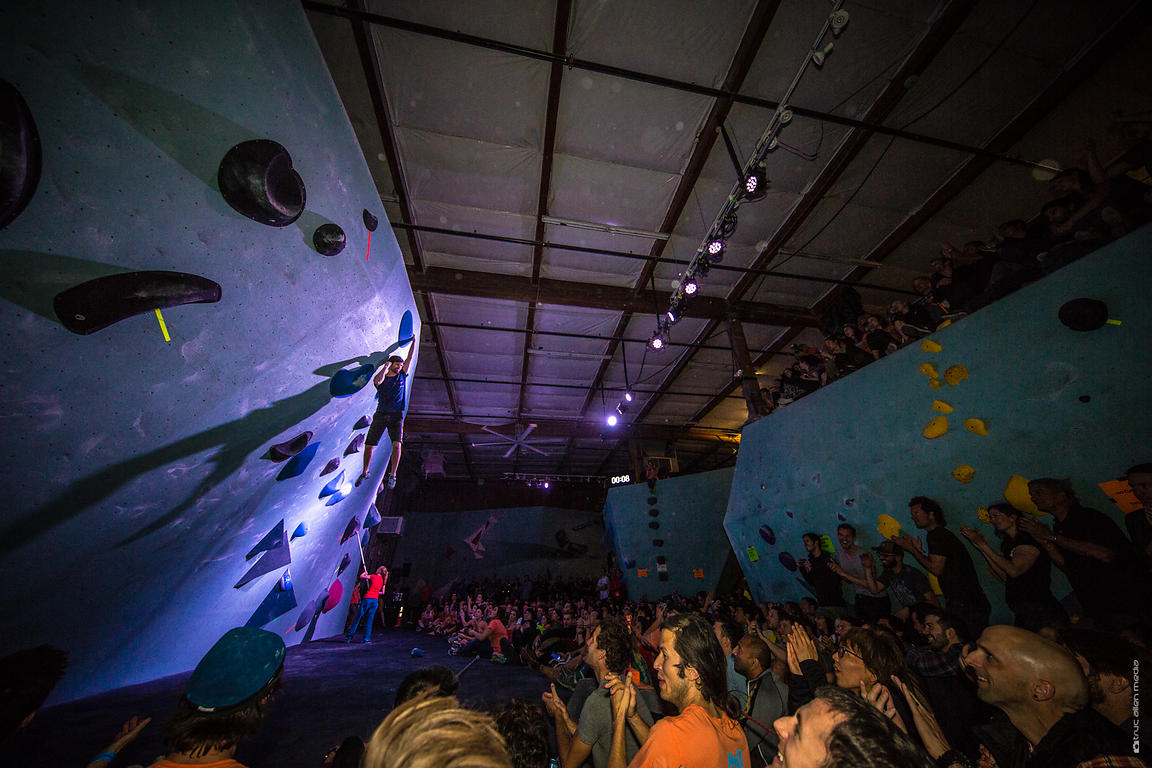 Seattle Bouldering Project/NWBF 2013-2017